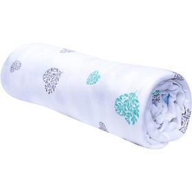 Mền 6 lớp vải tre sợi kép cho bé 125×125 Premium Mamaru MA-MEN6L – Diệt khuẩn, hút ẩm tốt, kháng tia UV