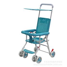 Xe đẩy du lịch gấp gọn cho bé - xe đẩy ngồi cho bé mẫu mới 2020