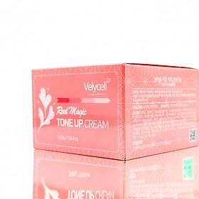 Kem dưỡng trắng da toàn thân Velycell Real Magic Tone Up Cream 200ml