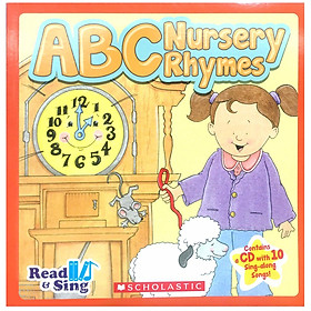 Read and Sing : ABC Nursery Rhymes