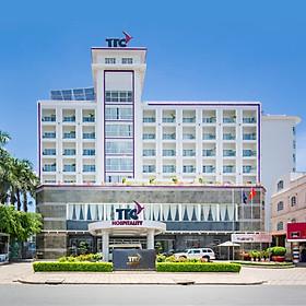TTC Hotel Premium Cần Thơ 4* - Bữa Sáng, Hồ Bơi, Giá Ưu Đãi Năm 2021