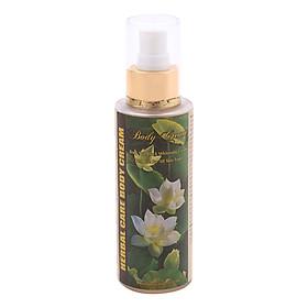Kem Dưỡng Thể Che Khuyết Điểm, SPF 30, Dưỡng Da Sáng Mịn, Chống Lão Hóa Herbal Care Body Cream (100g)