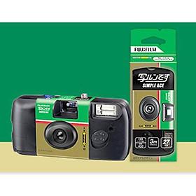 Máy ảnh Fuji Quick Snap (27 ảnh kèm đèn flash)