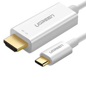 Cáp Chuyển Đổi Ugreen USB Type-C Sang HDMI 30841 (1.5m) - Hàng Chính Hãng