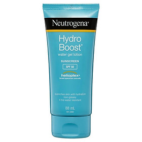 Neutrogena Hydro Boost Water Gel Lotion SPF50 88mL