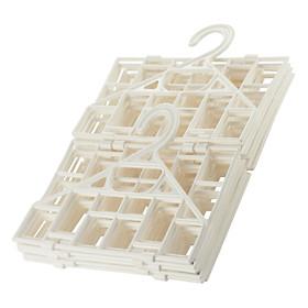 Hình ảnh Kệ Gấp Để Đồ Bằng Nhựa, 5 Tầng Lock&Lock ETM362 (30 x 30 x 87 cm)
