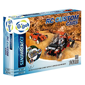 Đồ Chơi Điều Khiển Từ Xa Gigo Toys Siêu Xe - Trải Nghiệm Kỹ Thuật Drift Xe 7407 (260 Mảnh Ghép)