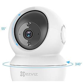 Camera IP Wifi thông minh 360 2MP 1080P Ezviz C6N hàng chính hãng Nhà An Toàn