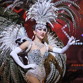 Vé Xem Alcazar Cabaret Show Ở Pattaya, Thái Lan - Ghế Thường