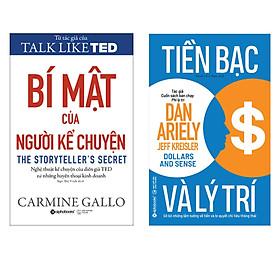 Combo Sách : Bí Mật Của Người Kể Chuyện + Tiền Bạc Và Lý Trí