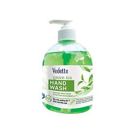 Nước rửa tay Vedette trà xanh 500ml