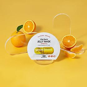 [Combo 10 Miếng ] Mặt nạ dưỡng da BANOBAGI VITA GENIC JELLY MASK WHITENING cung cấp Vitamin C làm mờ vết thâm, dưỡng da trắng sáng, mịn màng