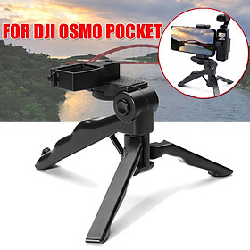 2pcs Tripod+Mount Bracket Phone Holder For DJI OSMO Pocket