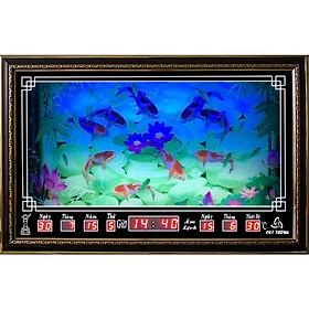 Đồng Hồ Lịch Vạn Niên Cát Tường 68004