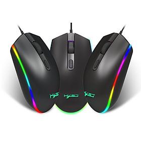 Chuột led V300 cho máy tính - hàng nhập khẩu