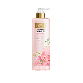 Sữa Tắm Nước Hoa Cindy Bloom Aroma Flower - Ngọt Ngào 640g