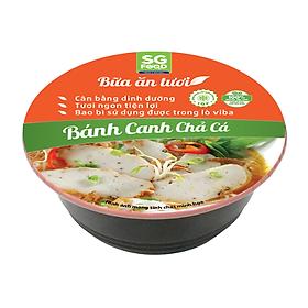 [Chỉ Giao HCM] - Bánh Canh Chả Cá SG Food Tô 500g