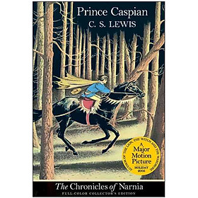 Chronicles Of Narnia 4: Prince Caspian Full Color Edition