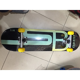 Ván Trượt  Skateboard  Gỗ 1500- 9 trục hợp kim + gỗ ép 3 lớp
