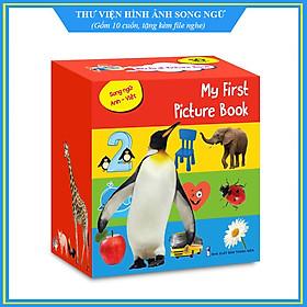 Từ điển hình ảnh đầu tiên cho bé khám phá thế giới (10 cuốn) - My first picture book