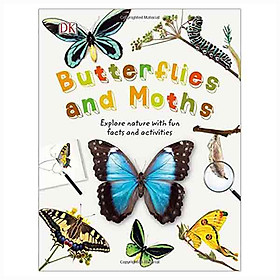 DK Butterflies and Moths