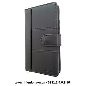 Sổ Bureau nhà báo 300 trang; Klong 363 bìa đen