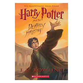 Harry Potter and the Deathly Hallows (Book 7) (English Book)