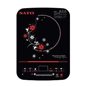 BẾP TỪ ĐƠN SATO STB-201 - Hàng Chính Hãng