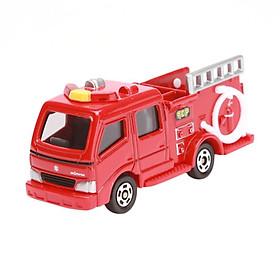 Mô Hình Xe Cứu Hỏa Morita Fire Engine Nhật Bản 7cm