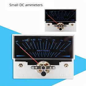 Tn-73 Pointer Vu Meter With Backlight Level Indicator Audio Spectrum High-precision Digital Power Meter