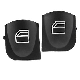 For Mercedes W203 C-Class Window Control Switch Button Cover Cap PN: A2038210679