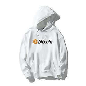 Áo Khoác Hoodie Bitcoin MS02 Kiểu Dáng Unisex