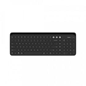 Bàn Phím Không Dây Xiaomi MIIIW BT Chế Độ Kép - Đen (2.4GHz) (10m) (104 Nút)