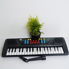 Đàn Piano Điện Tử 37 Phím Cho Bé - Đàn Organ điện tử có mic cho bé - Hàng chính hãng