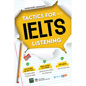 Tactics For IELTS Listening
