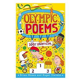 Olympic Poems : 100% Unofficial!