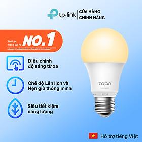 Bóng Đèn Wifi Thông Minh TP-Link Tapo L510E Điều Chỉnh Ánh Sáng - Hàng Chính Hãng