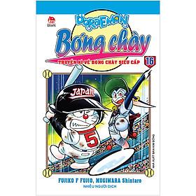 Doraemon Bóng Chày - Truyền Kì Về Bóng Chày Siêu Cấp Tập 16 (Tái Bản 2020)
