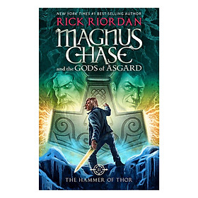 Magnus Chase And The Gods Of Asgard Series #2: The Hammer Of Thor