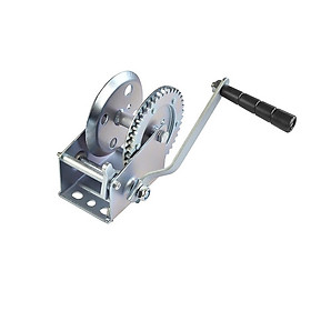 Hand Manual Winch 1500lbs with Empty Frame