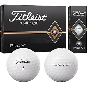 Bóng Golf Titleist Pro V1 New 2019