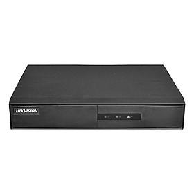 Đầu Ghi Hình HD-TVI 4 Kênh Turbo HD 3.0 Hikvision DVR DS-7204HGHI-F1 - Hàng Nhập Khẩu