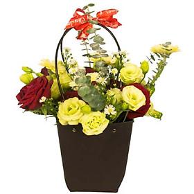 Giỏ hoa tươi - Giỏ Hoa Yêu Kiều 3962