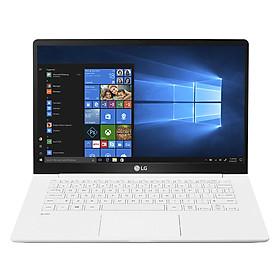 Laptop LG Gram 2018 14ZD980-G AX52A5 Core i5-8250U / Free Dos (14 inch) – White – Hàng Chính Hãng