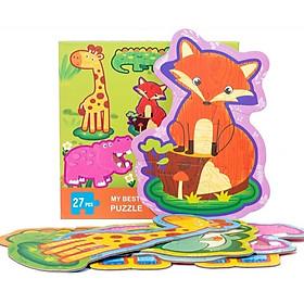 Đồ chơi ghép hình Forest Animals 27 miếng