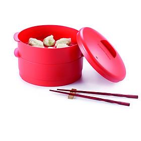Xửng hấp Thông Minh Tupperware