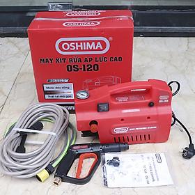 Máy Rửa Xe Mini 1500W Oshima OS-120