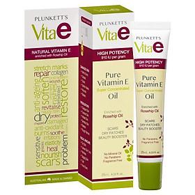 Plunkett Vita E Oil 25ml