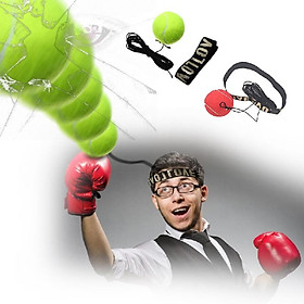 Boxing Balls Speedball Magic Reaction Speed Ball Response Training Ball Exercise Equipment-2