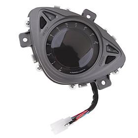 Xe Máy Màn Hình LCD Đo Tốc Độ Đồng Hồ Tốc Độ Đồng Hồ Đo Dành Cho Xe Yamaha RSZ100